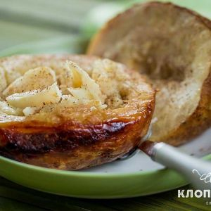 Запеченный сельдерей: рецепт от Евгения Клопотенко