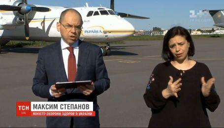 Майже 500 нових хворих: Степанов повідомив свіжі дані про COVID-19 в Україні