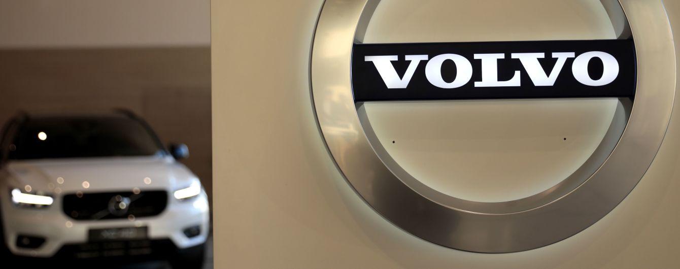 Volvo решила ограничить максимальную скорость своих авто
