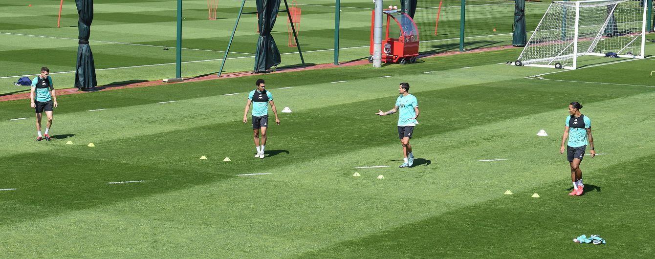 """Нові зачіски Мане і Фірміно: гравці """"Ліверпуля"""" повернулися до тренувань без будь-якого примусу"""
