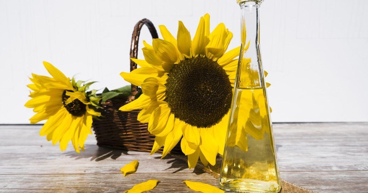Стабілізація цін: Україна встановила граничний обсяг експорту соняшникової олії