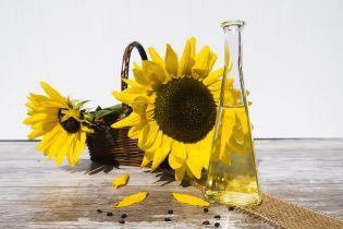Україна експортувала рекордну кількість соняшникової олії