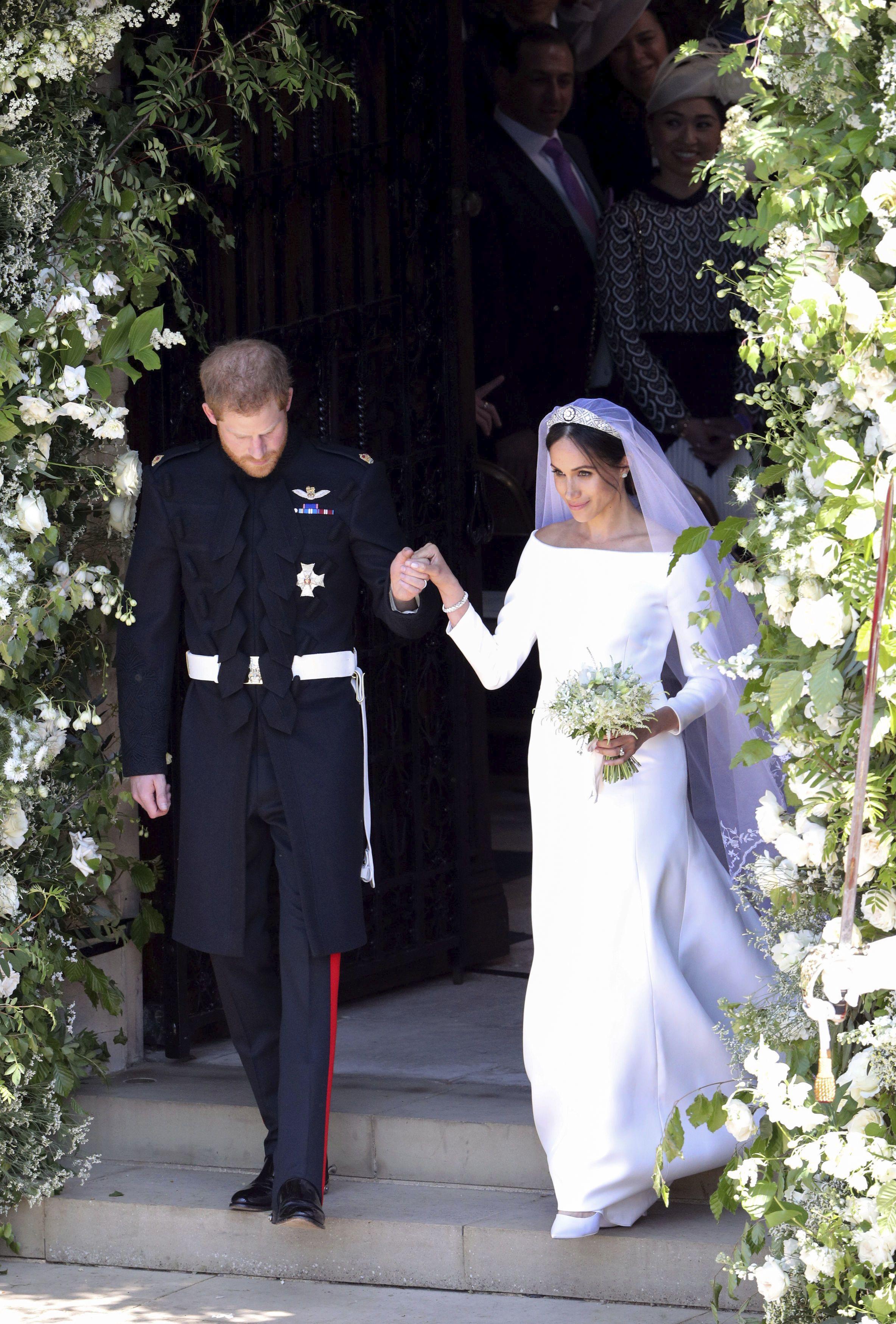 Принц Гаррі та Меган, весілля