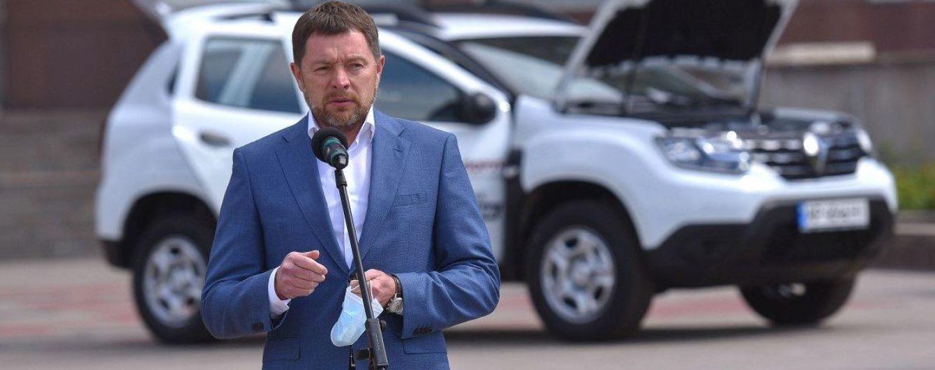 """Трофімов лобіює в """"Укравтодор"""" відправленого за невдачі у відставку голову Запорізької ОДА - ЗМІ"""