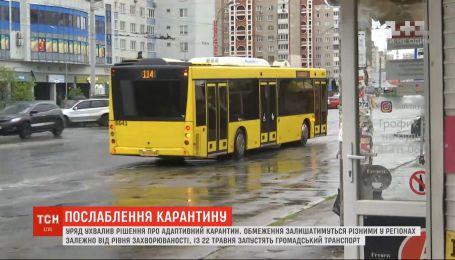 Україна від 22 травня переходить на другий етап послаблення карантину