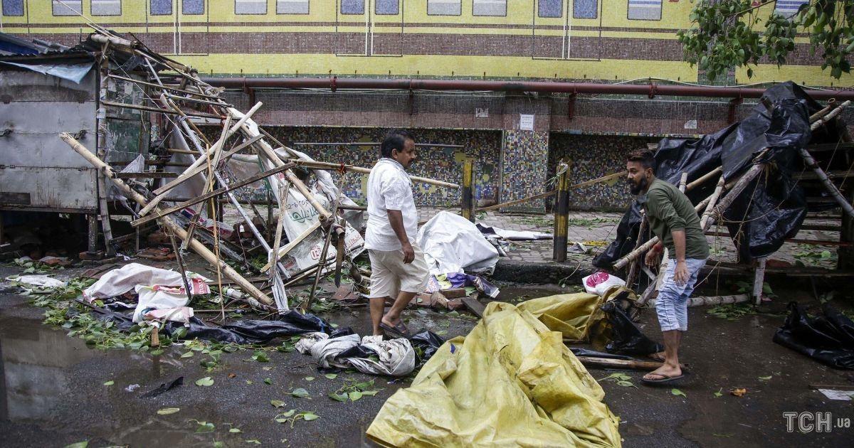 Циклон Амфан в Азії @ Associated Press