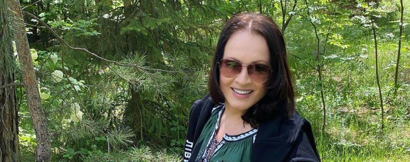 София Ротару после длительного перерыва порадовала фанатов цветущим видом