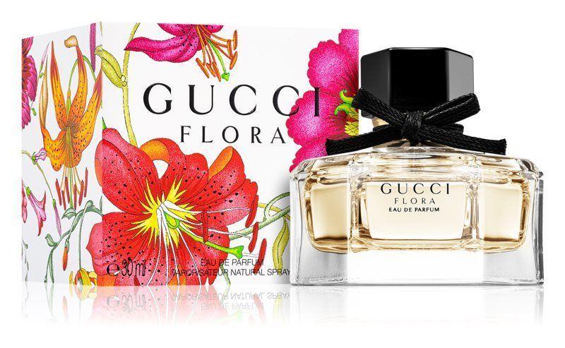Gucci Flora реклама_1