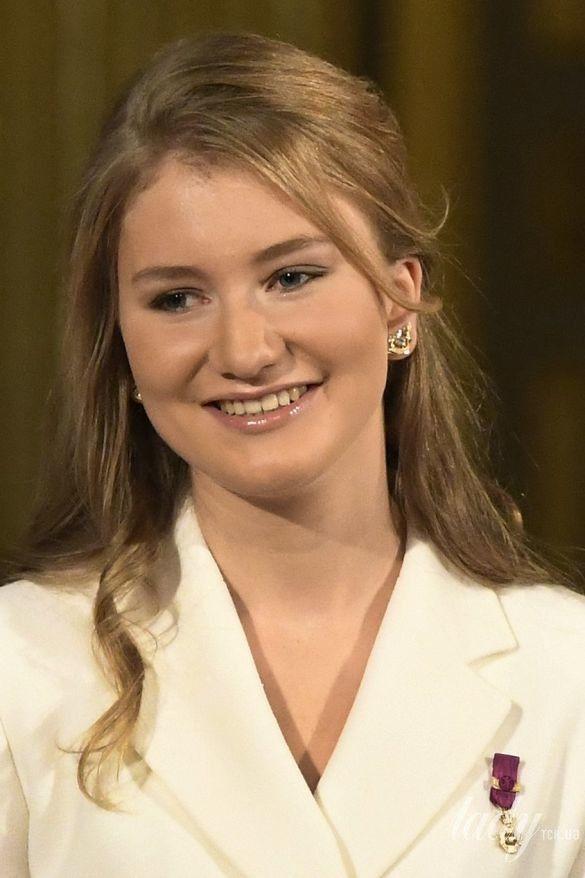 Бельгийская принцесса Елизавета_1