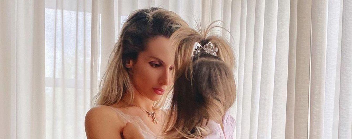 Світлана Лобода привітала молодшу дочку з дворіччям