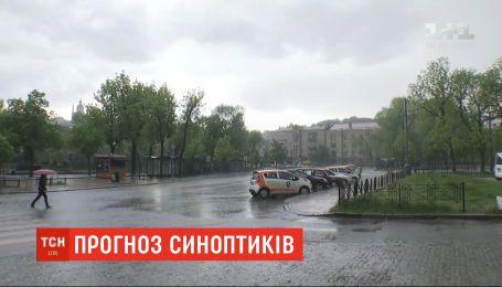 Синоптики розповіли, якою буде погода в Україні найближчими днями