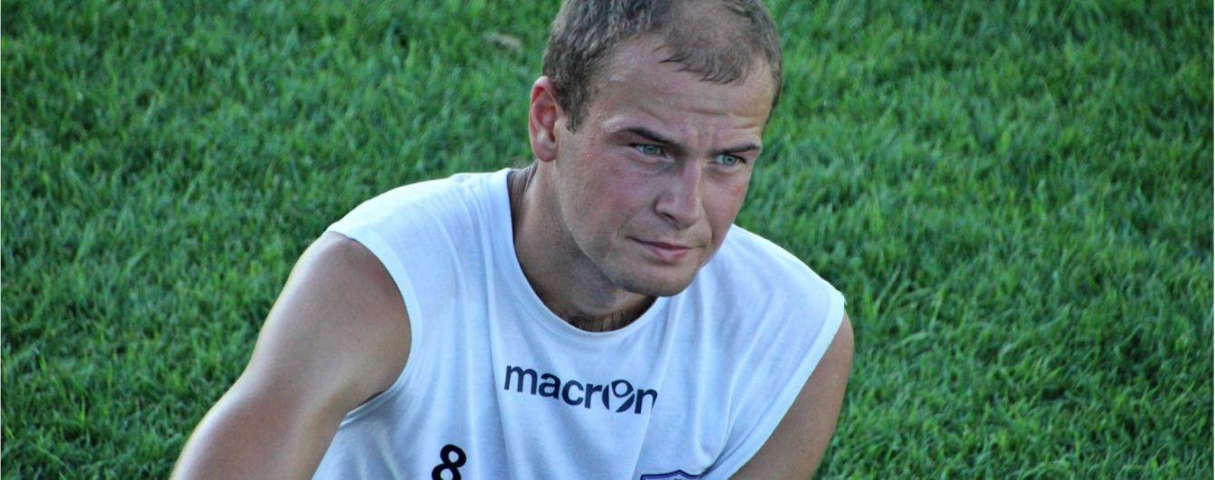 Український футболіст вилікувався від коронавірусу