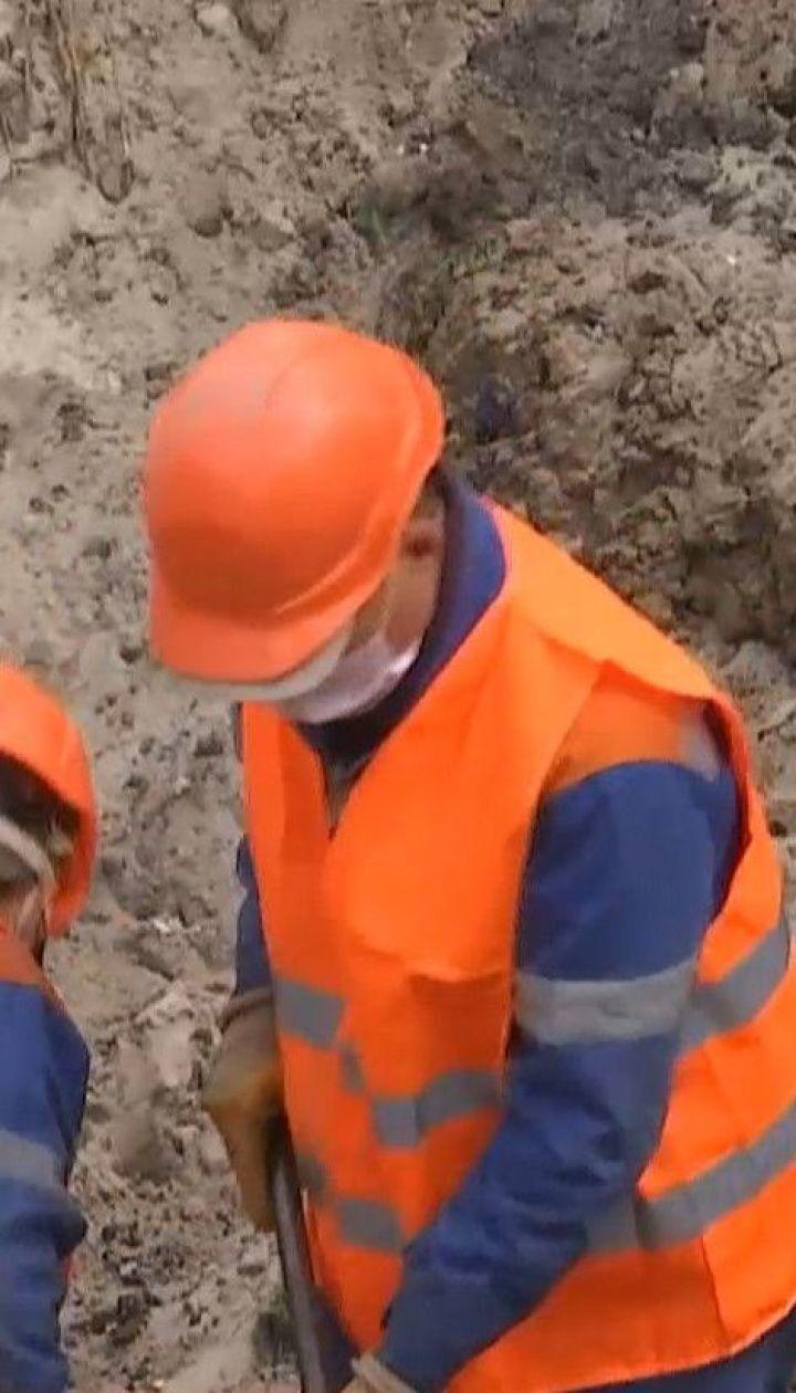У Києві проводять гідравлічні випробування для підготовки до майбутнього опалювального сезону