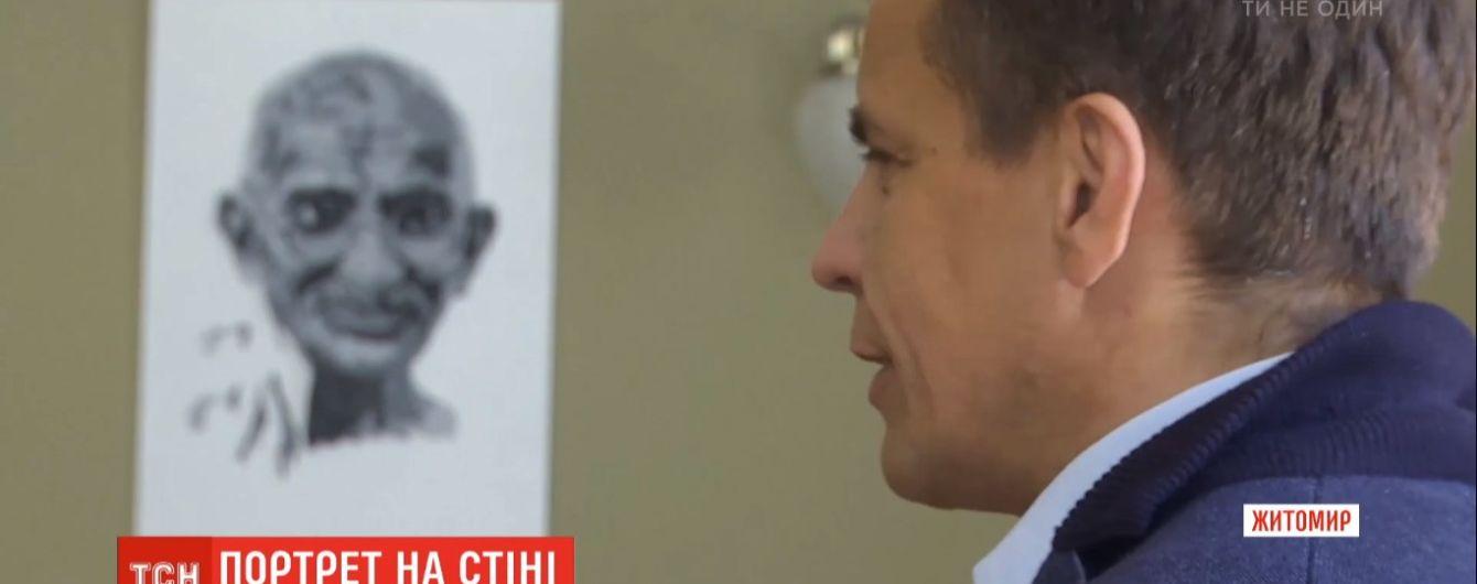 Бандера, Ганді, Шевченко та власні діти: чиї портрети висять у кабінетах чиновників