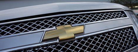 У Мережі з'явилися фото кросовера Chevrolet за 10 тисяч доларів