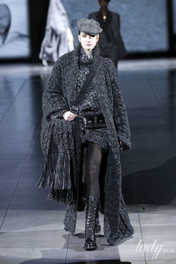 Коллекция  Dolce & Gabbana прет-а-порте сезона осень-зима 2020-2021_84
