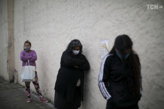 В Аргентині люди вийшли на голодний протест: в країні зачинили безкоштовні їдальні