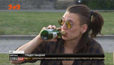 Чем вредно употребление алкоголя во время карантина