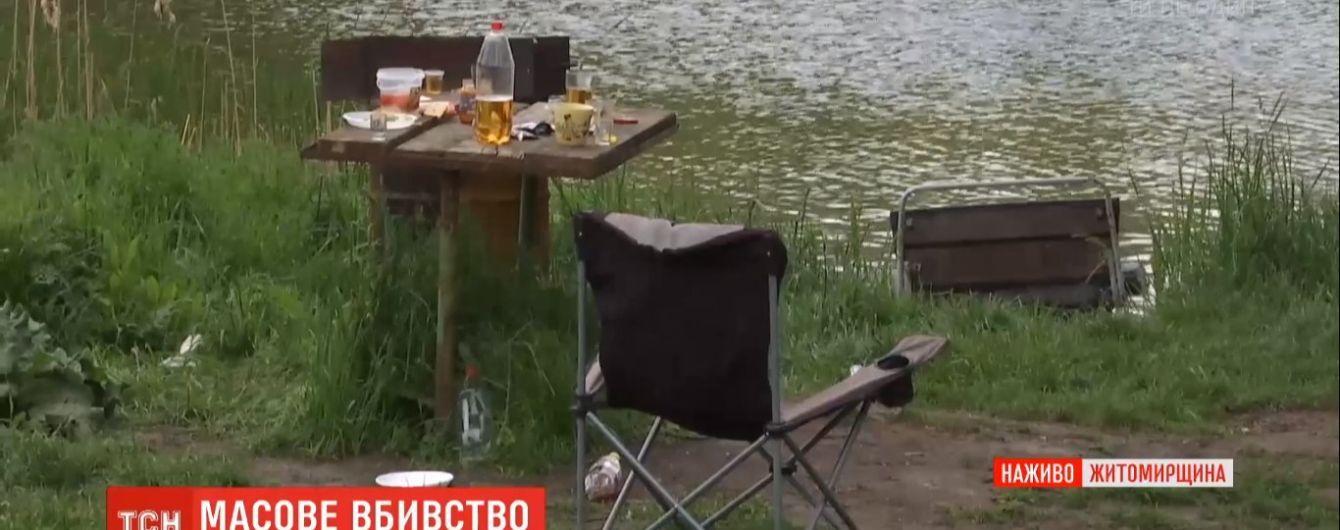 Стрілянина в Житомирській області: основні версії кривавого вбивства семи людей