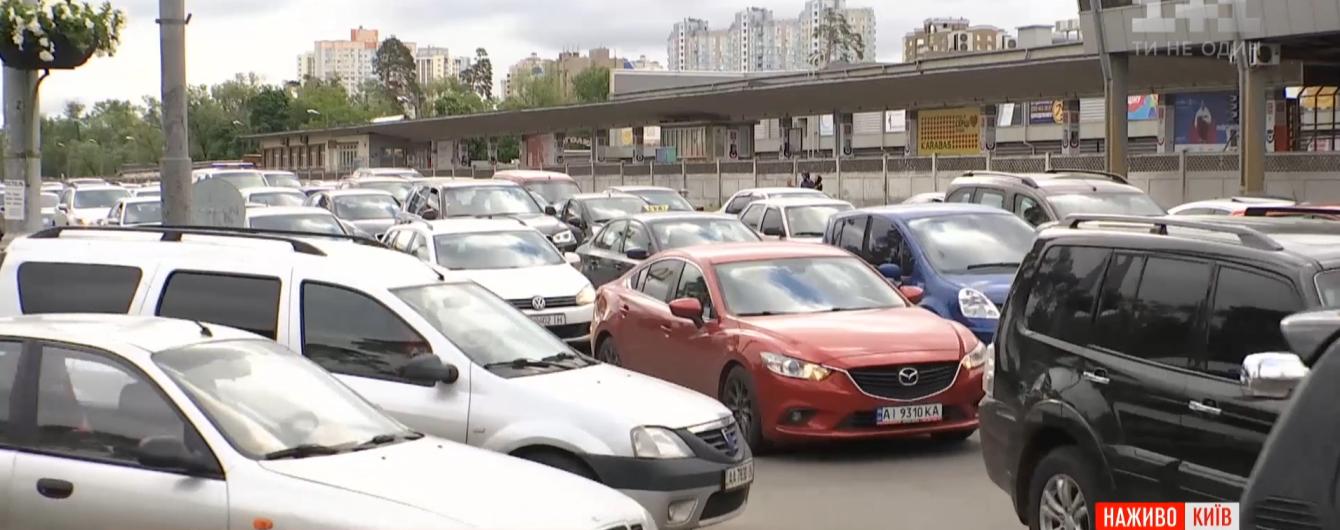 Транспортный коллапс в столице: ослабят ли карантин в Киеве