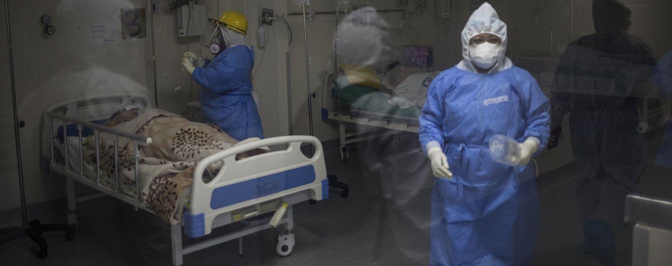 Коронавирус в Украине по состоянию на 23 мая: зафиксирован резкий рост смертности и 432 случаи заражения