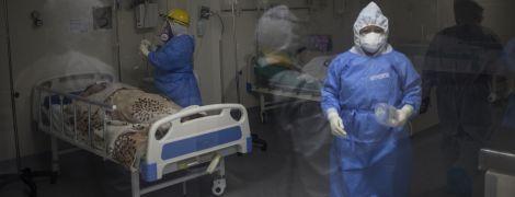 В Украине зафиксировали рекордное количество случаев коронавирус за сутки с начала пандемии – Минздрав