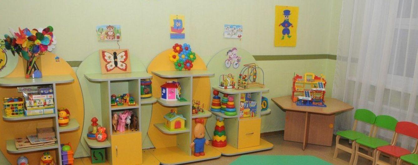 В Киеве официально разрешили работу детсадов