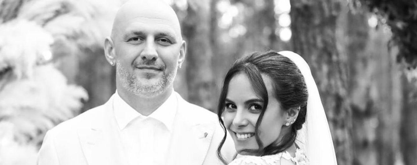 Ситцеве весілля: Настя Каменських показала миле фото з Потапом