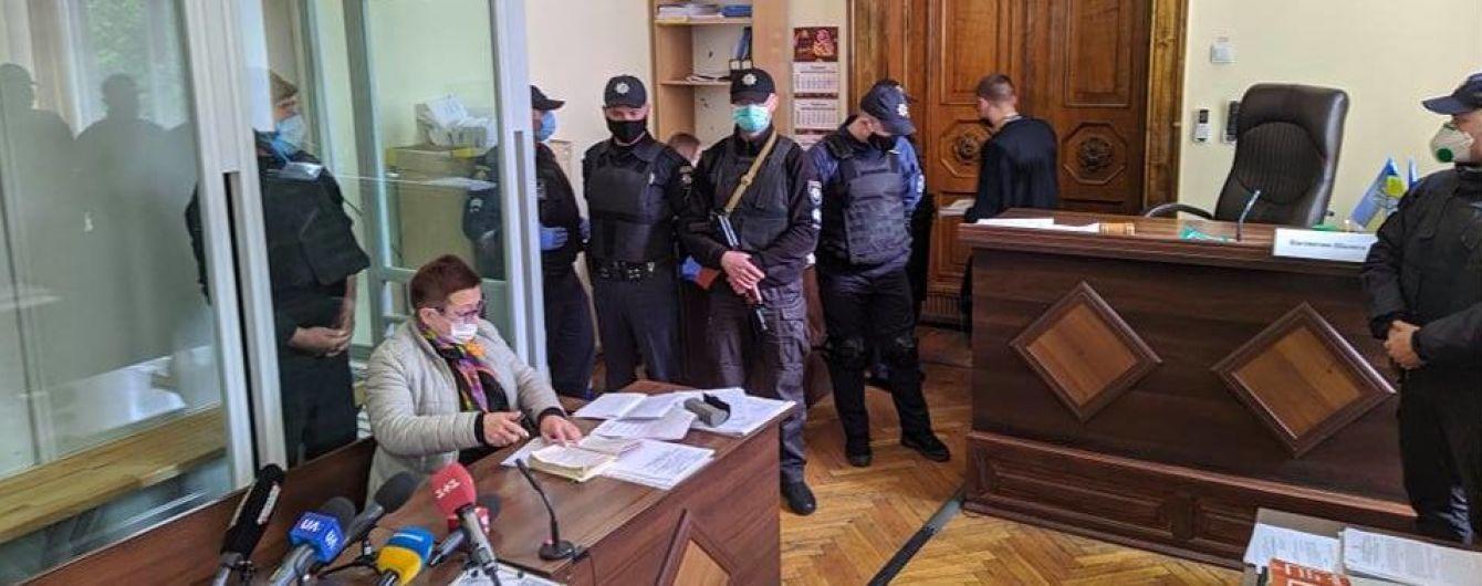 Судове засідання у справі житомирського стрільця: свідчення підозрюваного слухатимуть у закритому режимі