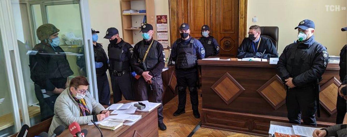 Житомирский стрелок рассказал о том, что произошло ночью: видео из зала суда