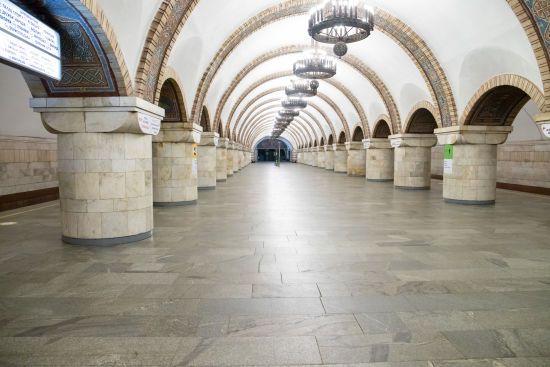 За два місяці карантину збитки метро в Києві сягнули понад пів мільярда гривень
