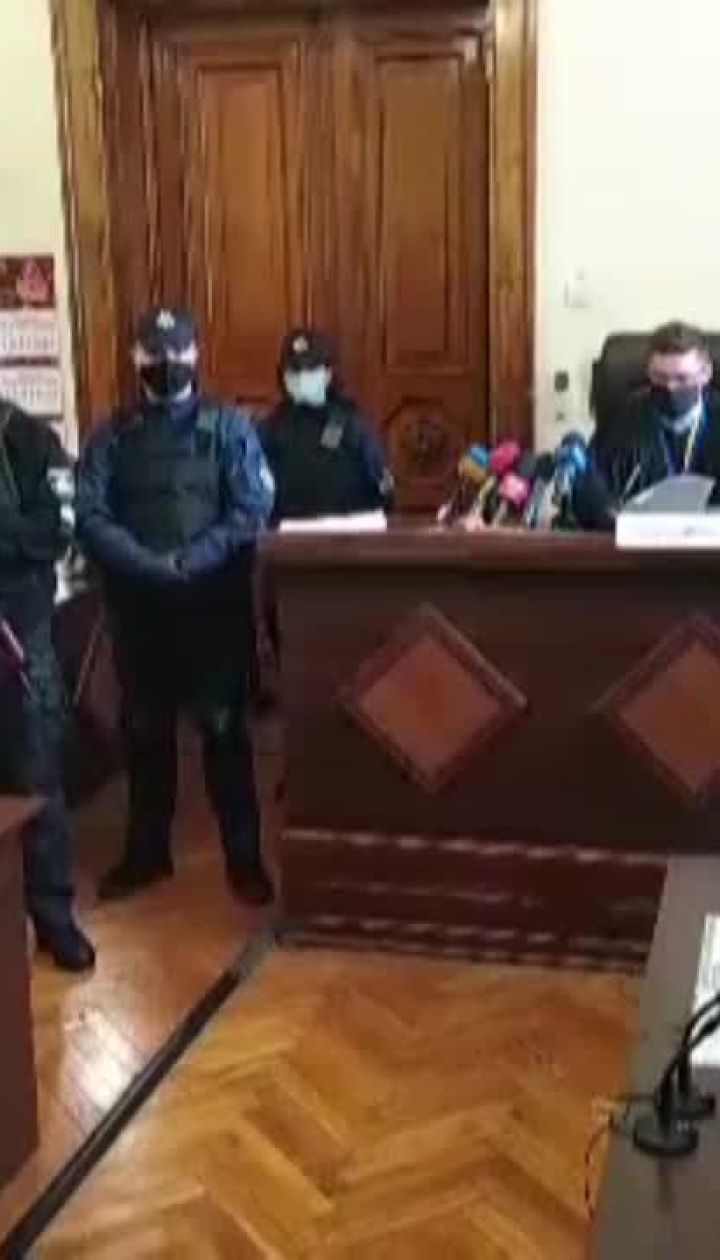 Суд обрав запобіжний захід підозрюваному у вбивстві колишніх АТОвців