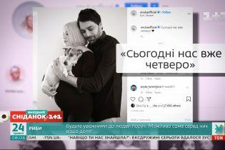 Бебі-бум в українському шоу-бізнесі: хто з зірок став батьками або чекає на поповнення в родині
