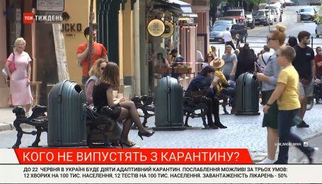 Адаптивный карантин: какие области Украины попали в черный список Минздрава и почему