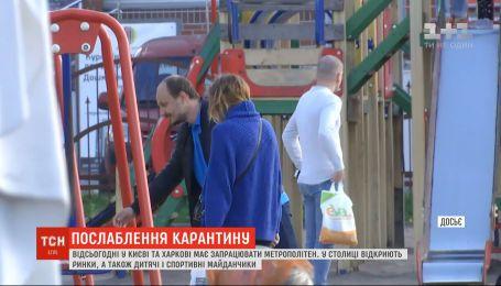 Карантин ослабляется: с 25 мая в Киеве откроют все рынки и ярмарки
