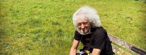 """Гитарист Queen Брайан Мэй рассказал о последствиях """"разрыва"""" ягодицы"""