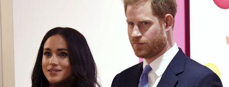 Принца Гарри и Меган Маркл обвинили в воровстве - СМИ