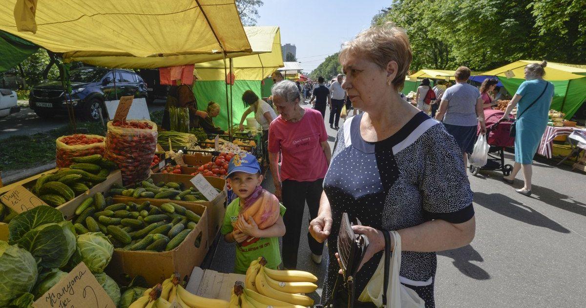В Украине стремительно растут цены на продукты: прогнозы экономистов, продавцов и фермеров