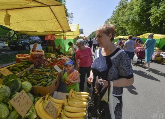 У Києві запрацюють продуктові ярмарки: коли та які правила роботи