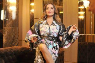 Погарнішала Наталія Могилевська у сукні з відвертим декольте спричинила фурор