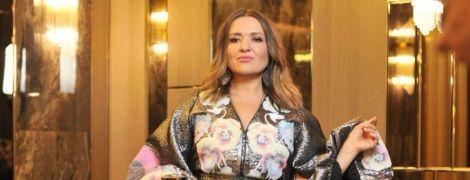 Похорошевшая Наталья Могилевская в платье с откровенным декольте произвела фурор