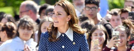 Во всем виноват ветер: конфузные ситуации с платьями герцогини Кембриджской