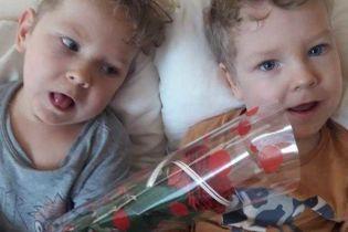 Братики Ваня і Даня можуть отримати повноцінне життя завдяки благодійній допомозі