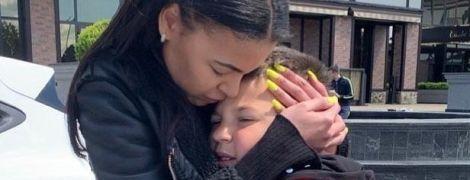 Экс-жена рэпера Сереги призналась, что старший сын отказался с ней встретиться