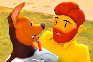 Pixar випустила перший мультфільм про гея