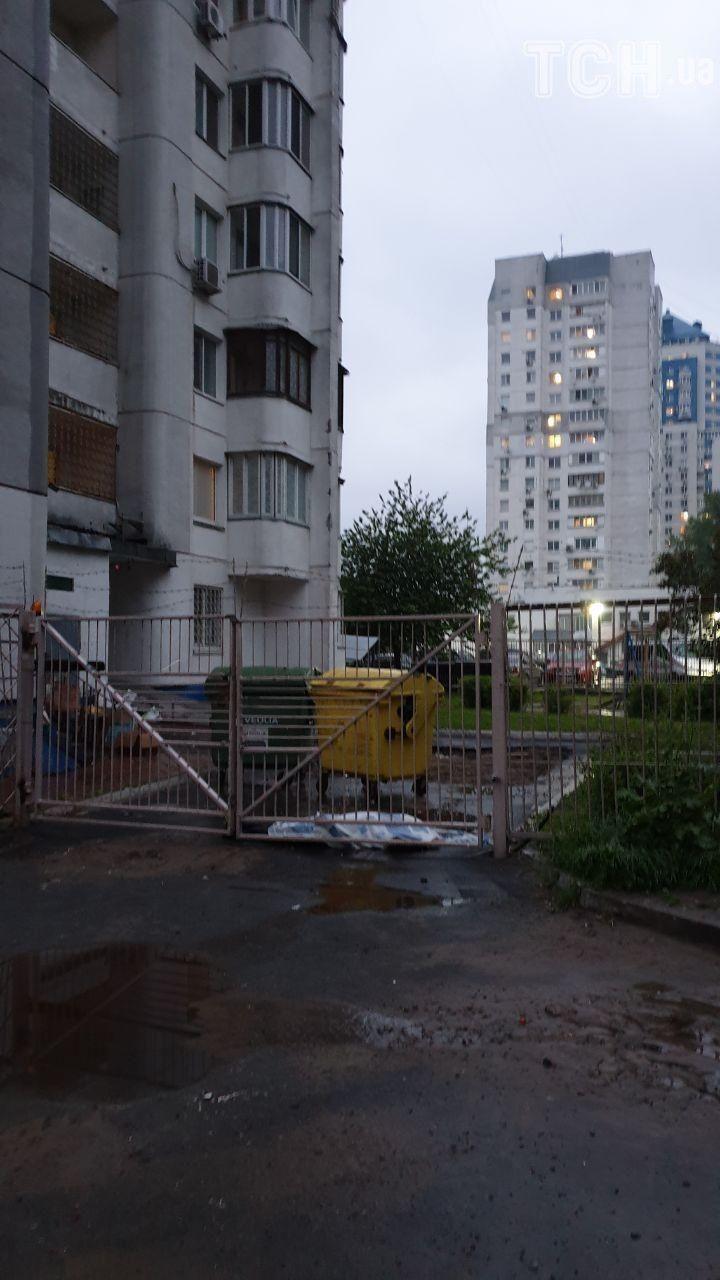 самогубство в Києві