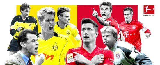 Боруссія Дортмунд - Баварія - 0:0: онлайн-трансляція матчу Чемпіонату Німеччини
