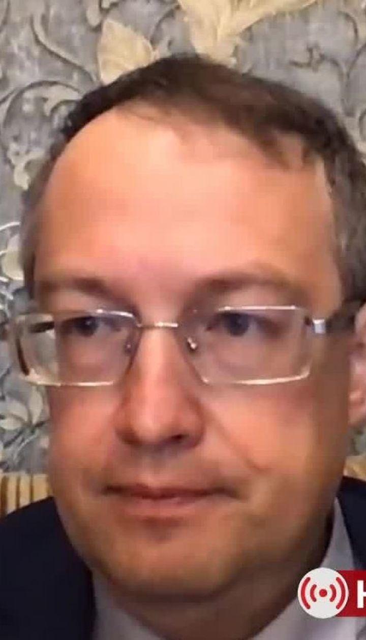 Резонансный Кагарлык: пытки в райотделе и кадровые решения — Антон Геращенко