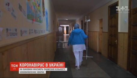 Положительная динамика: на Буковине уменьшается количество новых случаев коронавируса