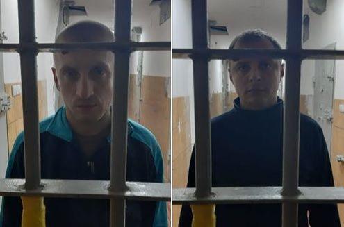 Микола Кузів та Сергій Сулима поліцейські, які згвалтували дівчину у Кагарлику